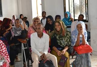 Jeunes à l'Ecole de Santé